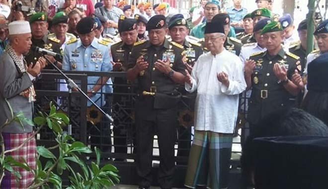 Proses Pembanguan Pangkalan TNI di Natuna, Tetap Dilanjutkan