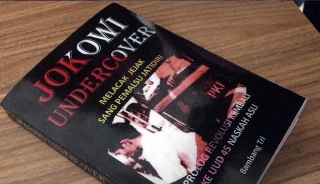 "Terdakwa ""Jokowi Undercover"" Ditutut 4 Tahun"