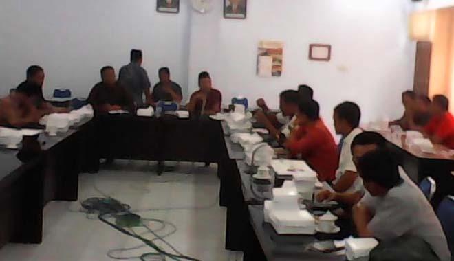 Legislatif Peringatkan Kinerja PT.CRBC