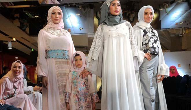 Desainer Busana Muslim Tampil di Ramadhan Runway