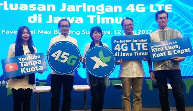 Revenue Data Melonjak, Fokus 4G LTE Hingga Pelosok