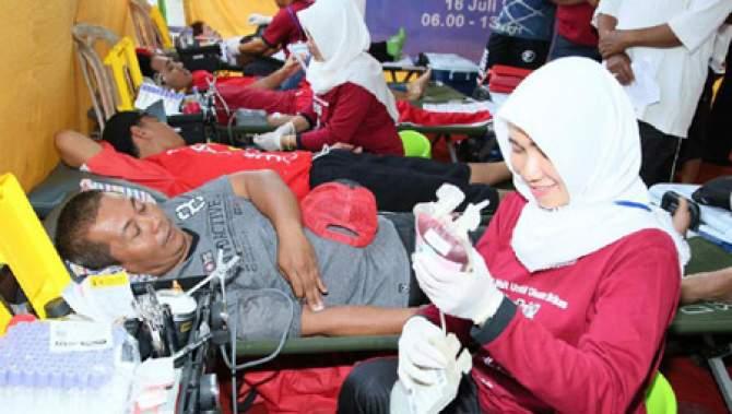 PMI Banyuwangi Canangkan Desa Sadar Donor Darah