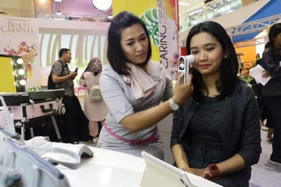 MTG Marakkan Beauty Carnival di Surabaya