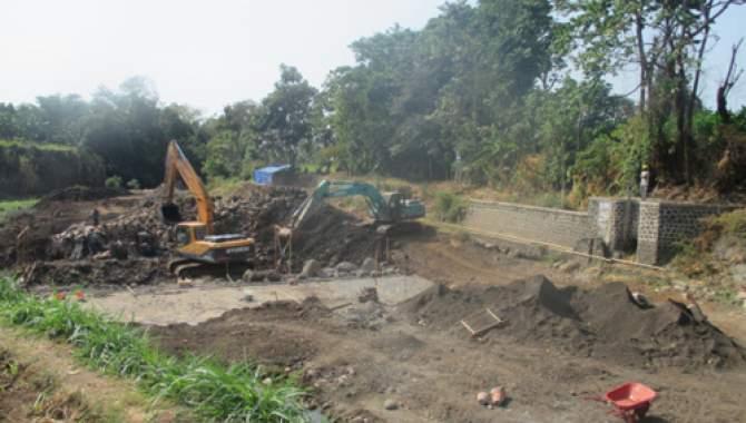 Normalisasi Dam Kramat Dianggarkan Rp 6 Miliar