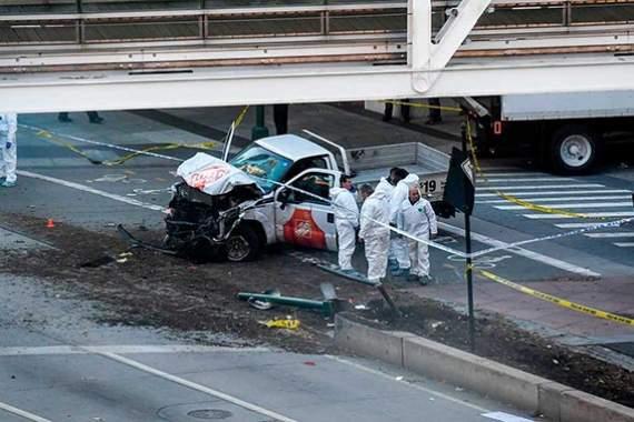 Teror New York, 8 Tewas