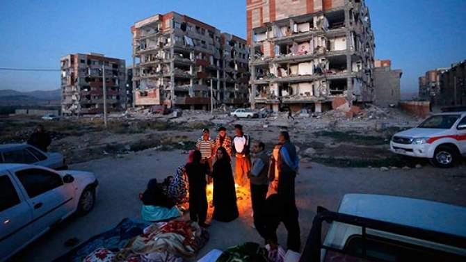 Gempa Dahsyat di Perbatasan Iran-Irak, Ratusan Tewas