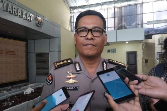 Bacok Polisi, 5 Orang Jadi Tersangka