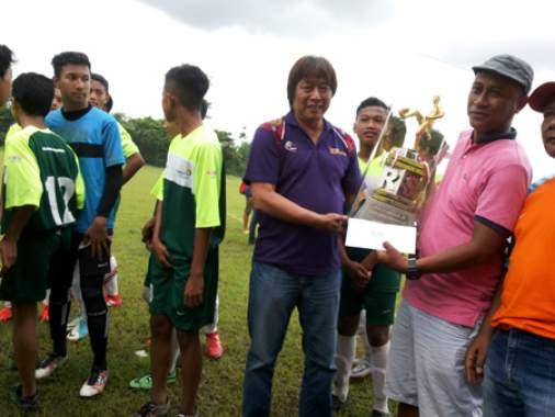 SSB RSSA Raih Peringkat Empat Kompetisi Liga U-14