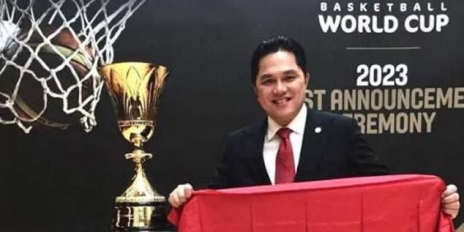 Indonesia Tuan Rumah Basket Piala Dunia