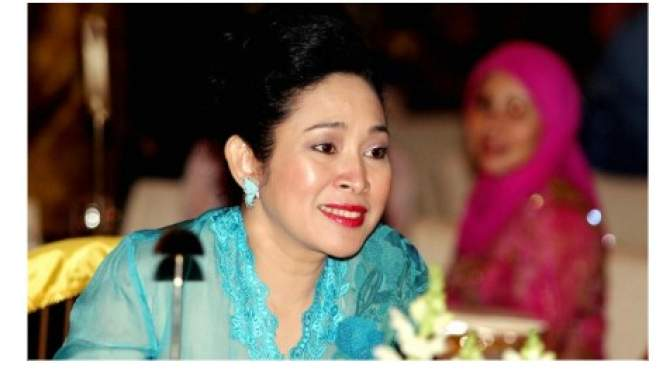 Keluarga Cendana Restui Titiek Soeharto Maju Ketum Golkar