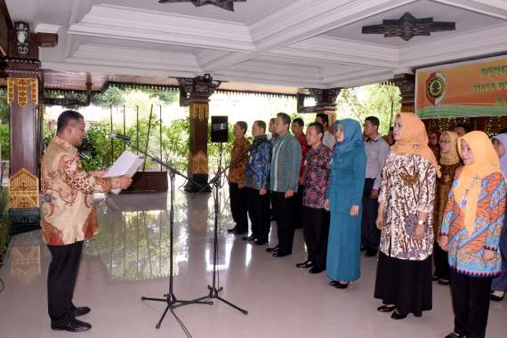 Bupati Kukuhkan Pengurus P2TP2A Kabupaten Mojokerto