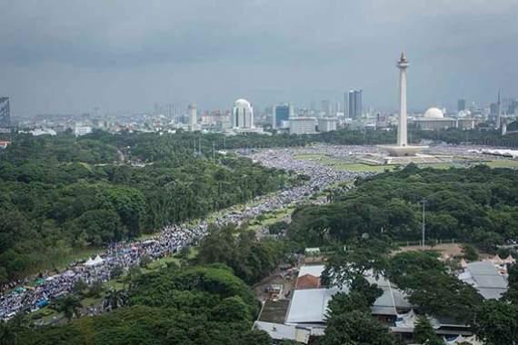 Indonesia Bersatu Bela Palestina