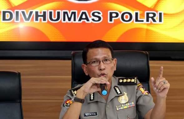 Polri: Pria Terobos Istana Ancam Jokowi, SBY dan Prabowo