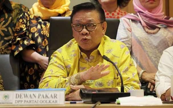 Jokowi Sebut Ada Faksi di PG, Senior Golkar Angkat Bicara