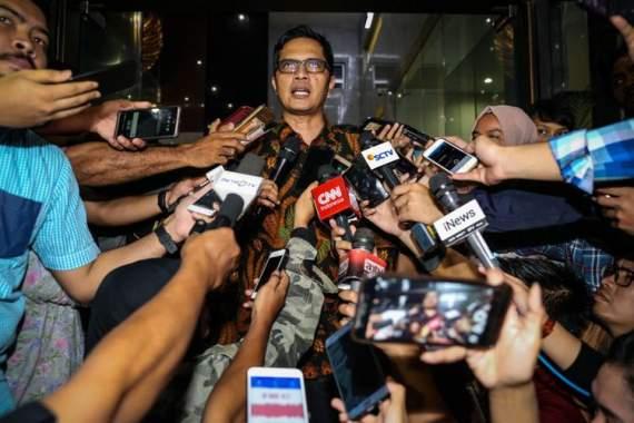 KPK: Tiga Politisi PDI-P Tetap Ada di Kasus e-KTP
