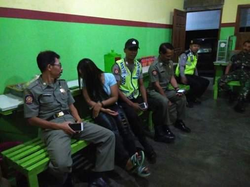 Jelang Natal dan Tahun Baru, Polisi Razia Kafe dan Karake