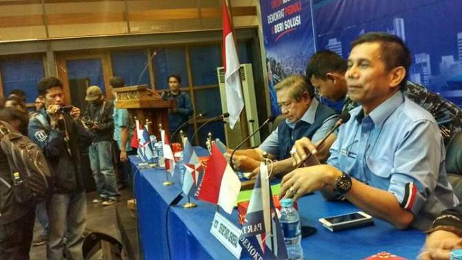 SBY Gelar Emergency Meeting