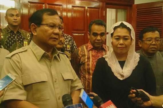 Yenny Wahid Tolak Pinangan Prabowo