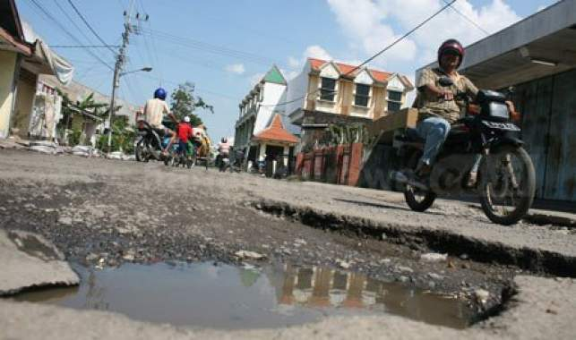 Anggaran Berkurang, Anggota DPRD Khawatir Banyak Jalan Rusak