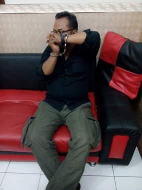 DPO, Ketua Gapoktan Ditangkap