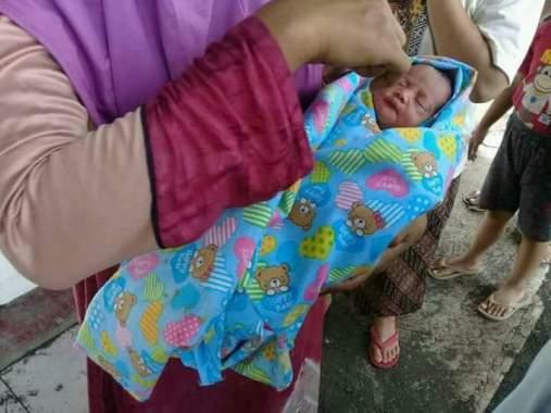 Sehari, Ditemukan Dua Bayi Baru Dilahirkan