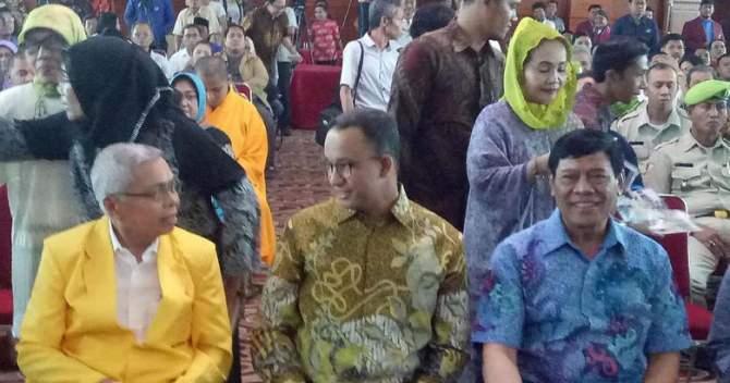 Jenderal Djoko Dkk Deklarasi Gerakan Kebangkitan Indonesia