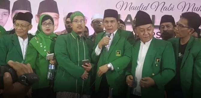 DPW PPP Muktamar Jakarta Desak Cabut Dukungan Jokowi