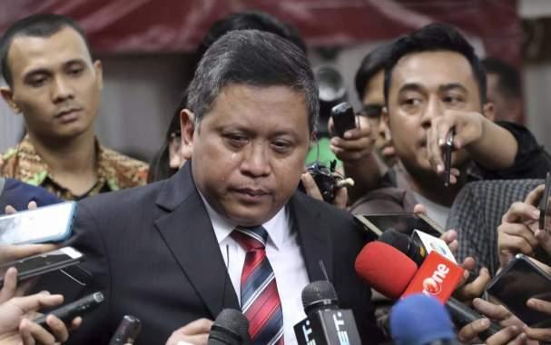Anas Mundur, Poros Tengah Dekati Gus Ipul