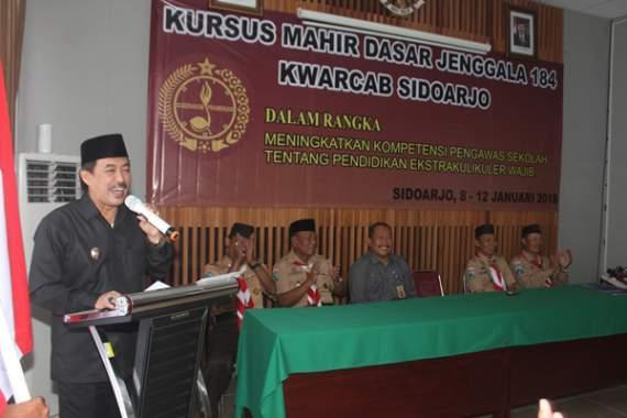55 Pengawas Sekolah Ikuti KMD Jenggala