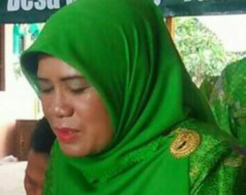 Ainun Jariyah Tim Pemenangan Pilgub Jatim di Kabupaten Sidoa
