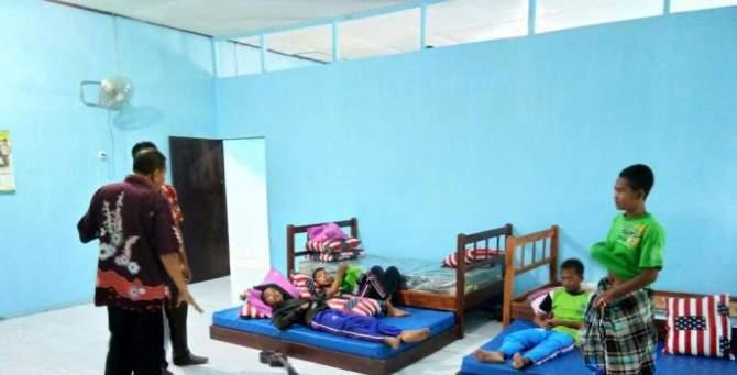 Dinas Sosial Beri Pembinaan 21 Anak Jalanan