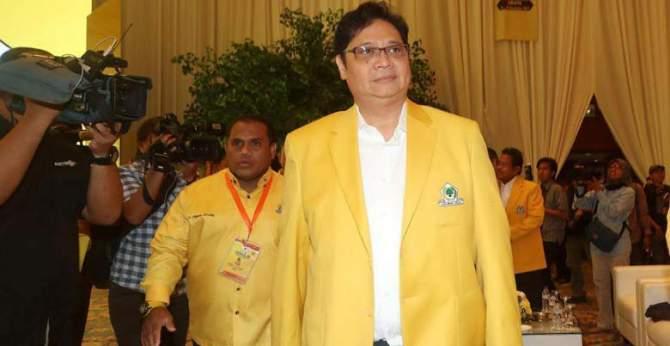 Hari Ini, Airlangga Pimpin Rapat Tentukan Nama Ketua DPR