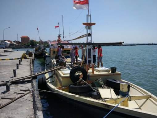 Pelabuhan Ikan Panceng Sumbang PAD