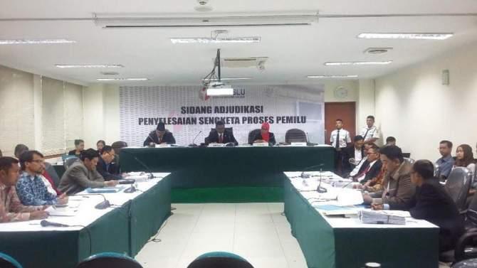 Gugatan Ditolak Bawaslu, PKPI Lanjut ke PTUN