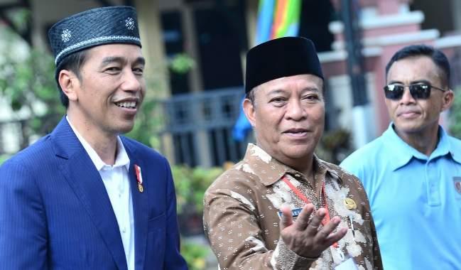 Presiden Jokowi: 2023, Sertifikat Tanah Jawa Timur Tuntas
