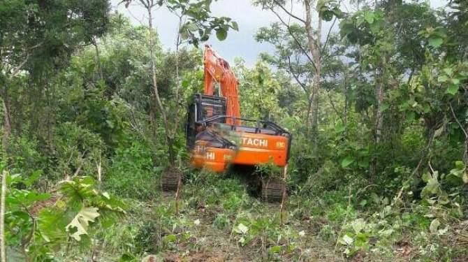 Warga Pinggir Hutan Laren dan Solokuro Tolak Kebun Tebu