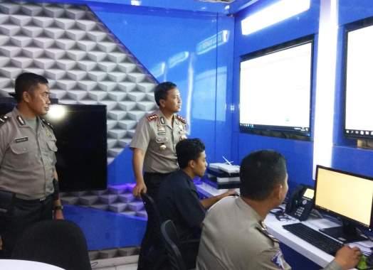 Polres Probolinggo Bentuk Cyber Crime