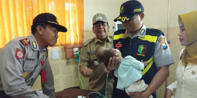Bayi Penderita Microcephaly di Rujuk