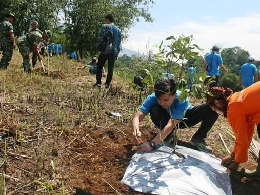 Pemkab Apresiasi Perusahaan Swasta Peduli Lingkungan