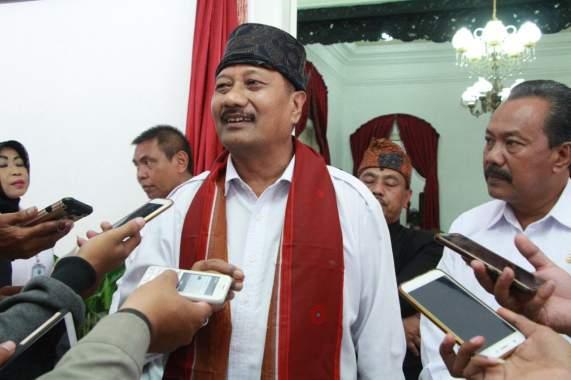 Mengenal PJ Bupati Probolinggo R Tjahjo Widodo