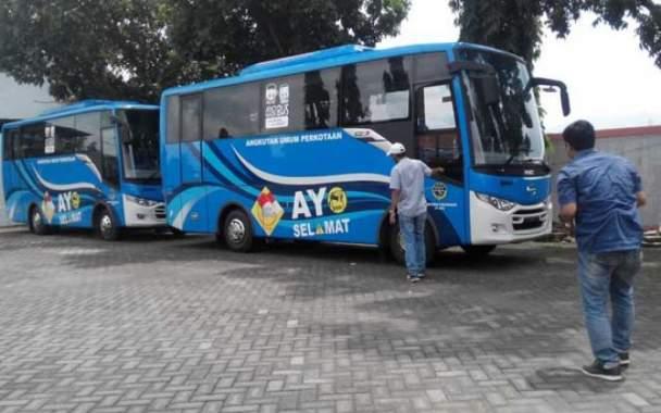 Dewan Upayakan Tambahan Bus Sekolah
