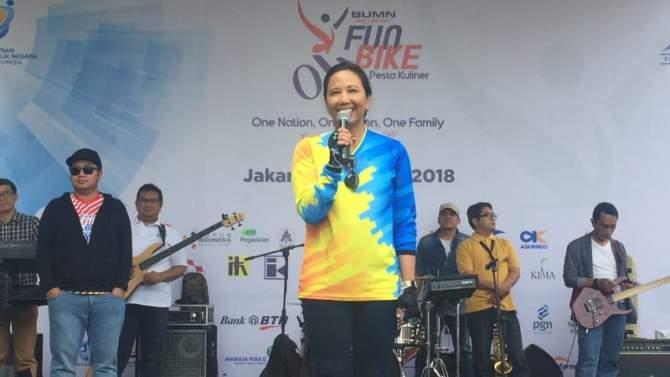 Menteri Rini: 2018, Tidak Ada Lagi BUMN yang Rugi
