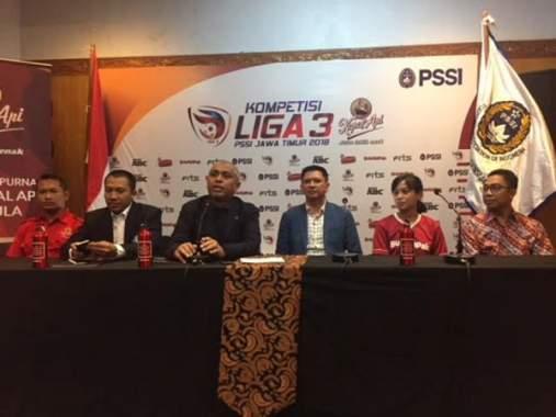 PSSI Jatim Jadikan Sponsor Persebaya Partner Bisnis