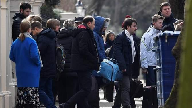Puluhan Diplomat Rusia Diusir dari Amerika Serikat dan Eropa