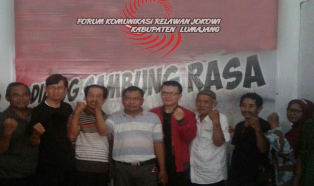 Kedatangan AHY Percepat Konsolidasi Relawan Jokowi