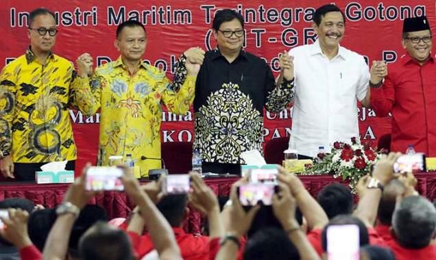 Luhut: 'Serangan Balik' Jokowi Wajar