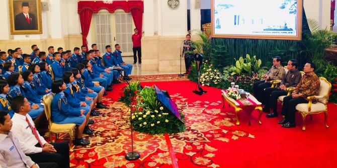 Prediksi Jokowi: RI Jadi Negara Ekonomi Terkuat di 2030