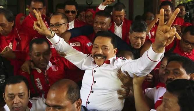 Menang Gugatan, PKPI Lolos Ikut Pemilu