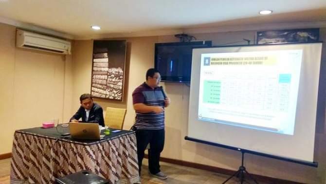 Survei Median: Mayoritas Responden Ingin Ganti Presiden