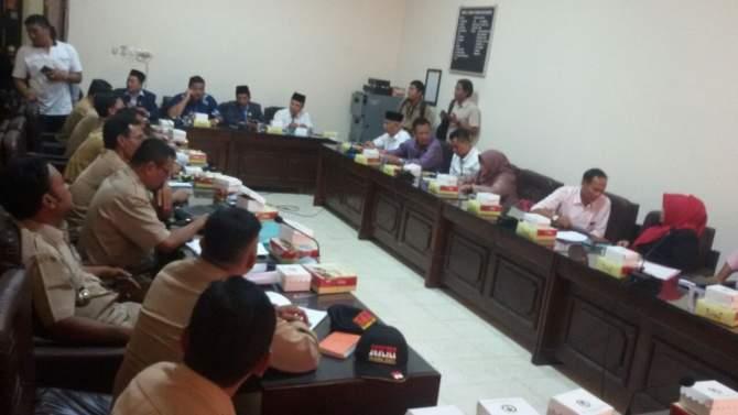 Hearing dengan DPRD, PKD Minta Hak Kades Dikembalikan